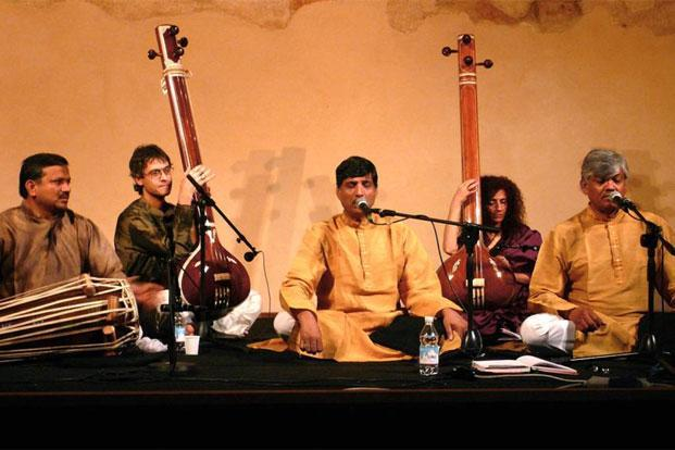 Various musicians will join Raja and Radha Reddy  at their Maha Shivaratri concert.