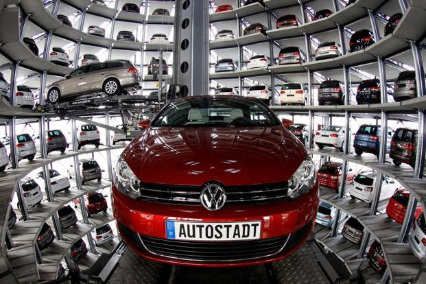 2017 marks 10 years for Volkswagen in India. Photo: Reuters