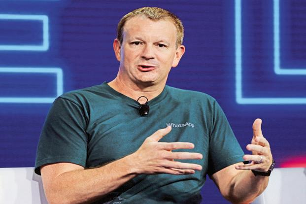 Facebook-owned WhatsApp's co-founder Brian Acton says it's too early to say how WhatsApp for Business will make money off the new platform. Photo: Reuters