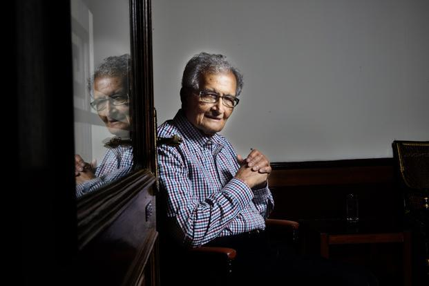 Making political arguments is more dangerous now than it used to be because of charges of being 'anti-national', says Amartya Sen. Photo: Priyanka Parashar/Mint