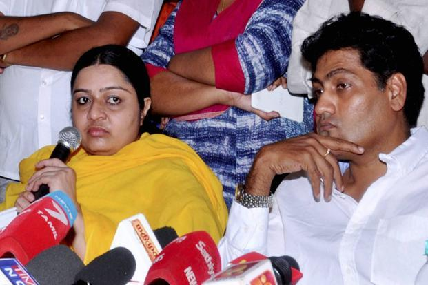 Jayalalithaa's niece floats new party MGR Amma Deepa Peravai