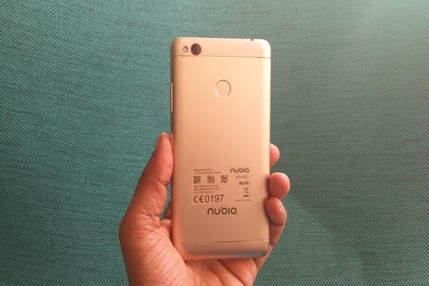 The Nubia N1 has a unibody design, similar to its more expensive Z11.