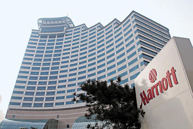 At premium and luxury chain Marriott Hotels, one-third to one-fourth bookings are made between 3-7 days before travel.  Photo: Bloomberg