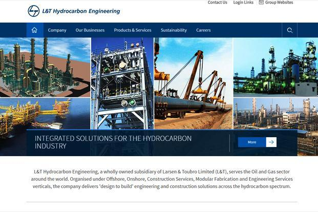 Larsen and Toubro Hydrocarbon Engineering Ltd is a wholly-owned subsidiary of engineering major Larsen and Toubro (L&T).