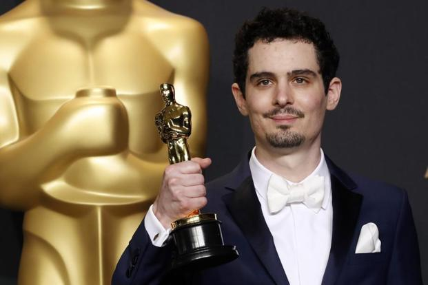 'La La Land' won six awards at Oscars 2017 including Best Director for Damien Chazelle. Chazelle took the Oscar over a field that included Denis Villeneuve for 'Arrival', Mel Gibson for 'Hacksaw Ridge', Kenneth Lonergan for 'Manchester by the Sea', and Barry Jenkins for 'Moonlight.'