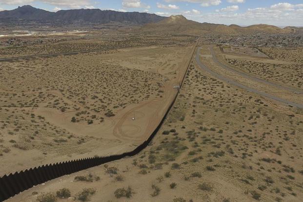 11 border walls around the world that predate Trump's barrier plans