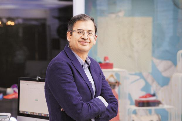 Ananth Narayanan, chief executive of online fashion retailers Jabong and Myntra. Photo: Hemant Mishra/Mint