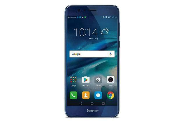 Honor 8 has two 12-megapixel cameras on the back.