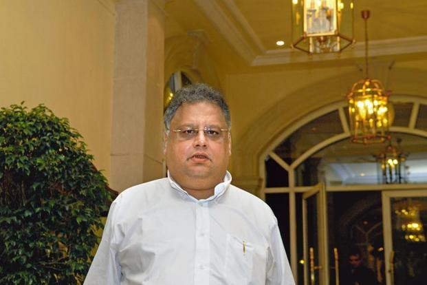 Billionaire investor Rakesh Jhunjhunwala. Photo: Hemant Mishra/Mint