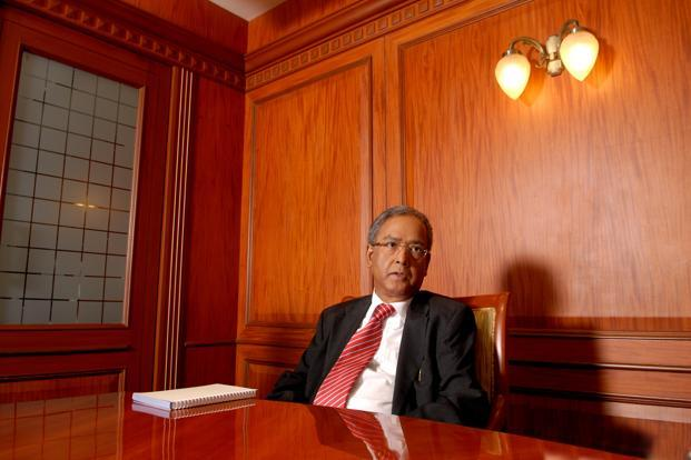 U.K. Sinha will be replaced by Ajay Tyagi as Sebi's new chairman on 2 March. Photo: Hemant Mishra/Mint