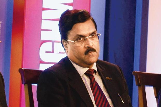 Telecom secretary J.S. Deepak. Photo: Pradeep Gaur/Mint