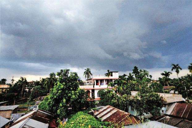 This time, El Nino may bring excess rain during the north-east monsoon. Photo: PTI