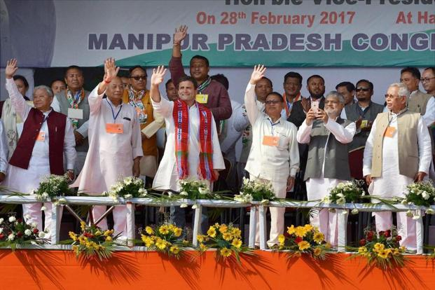 In power since 2002 Okram Ibobi Singh is among the rare Manipur CMs who have managed to complete a full term
