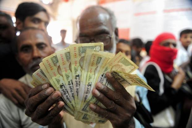 Govt notifies law to make possession of old Rs500, Rs1000 notes punishable