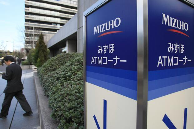Mizuho Financial Group has been tasked by the Japanese government to find investment opportunities in India. Photo: Bloomberg