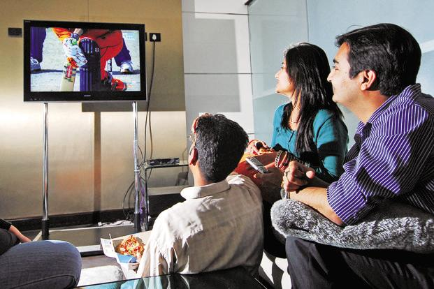 Total television homes in the country rose 19% to 183 million as of February 2016 from 154 million in 2013, according to the survey. Photo: Priyanka Parashar/Mint