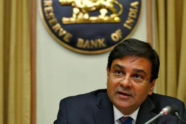 A file photo of Reserve Bank of India governor Urjit Patel. Photo: Reuters