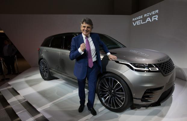 Range Rover Velar Luxury Suv Targets Younger Drivers With