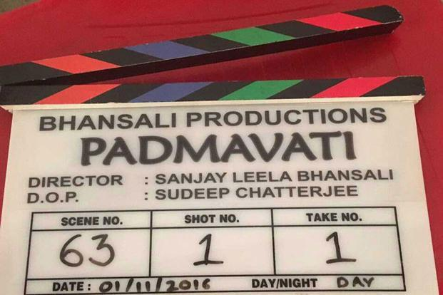 Padmavati is being produced by Bhansali Productions and Viacom18 Motion Pictures, the film production arm of the Viacom18 group.