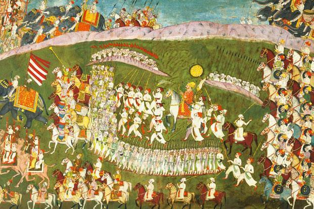 A Nagaur miniature, circa 1750, valued at Rs50-70 lakh.