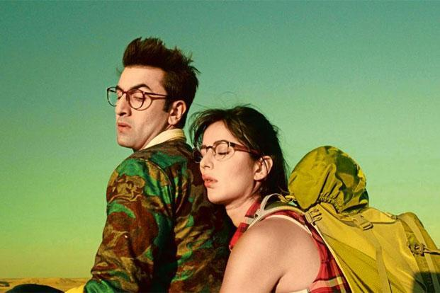 A still from the forthcoming 'Jagga Jasoos', parts of which were shot in South Africa and Morocco.