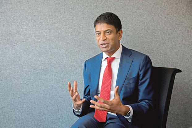 Vasant Narasimhan says Novartis has close to 100,000 patients in clinical trials and tens of thousand clinical trial sites in 52 countries. Photo: Kumar/Mint