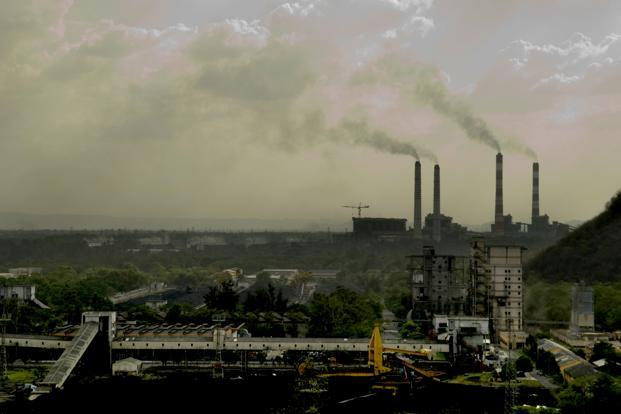 As per various studies, only about 50-60% of the total fly ash generated by the power sector is being utilized. Photo: Mint
