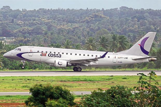 The aviation ministry, which has been pushing its UDAN regional aviation policy, has been supportive of Air Costa, which is one reason its planes have not been deregistered from India's flying registry and only grounded. Photo: Venkat Mangudi