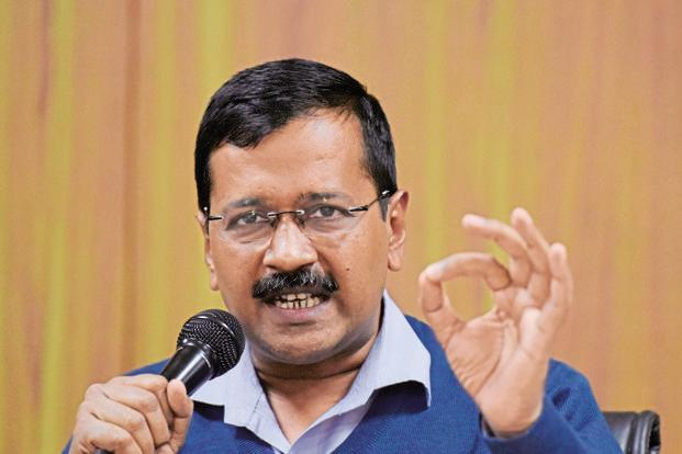 'Looking London Talking Kejriwal'; CM promises London-like Delhi in one year