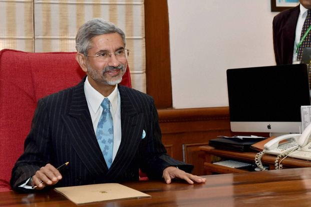 Kansas killing an individual act, says Indian foreign secretary Jaishankar