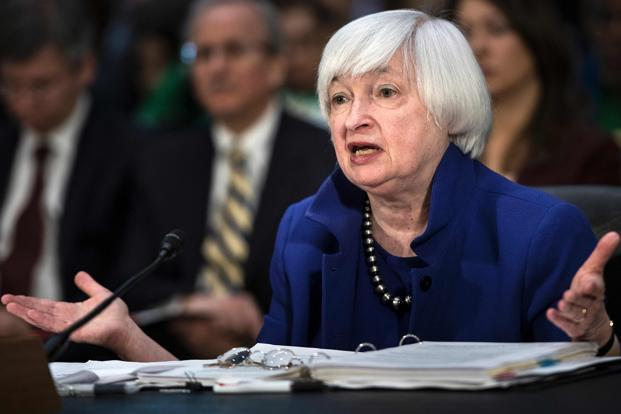 Yellen signals the Fed will likely raise rates this month
