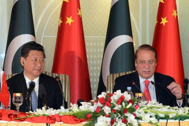 China sees strategic and economic opportunities in Pakistan. Photo: AFP