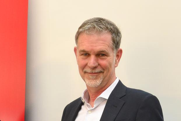 Netflix co-founder and chief executive Reed Hastings. Photo: Ramesh Pathania/Mint
