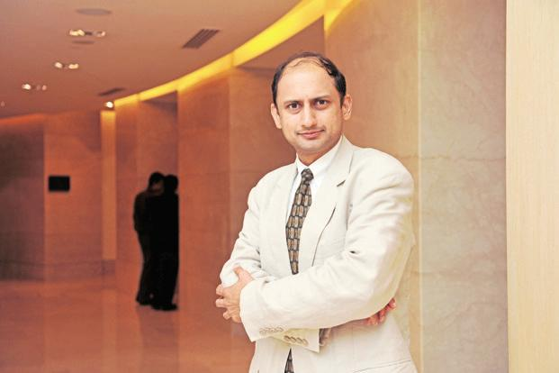 Viral Acharya, deputy governor of Reserve Bank of India (RBI). Photo: S. Kumar/Mint