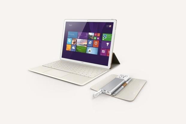 The company also has a computing device called the MateBook.