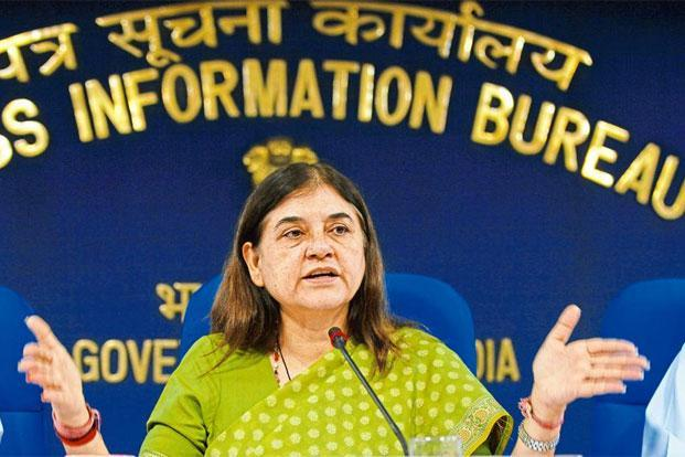 Gender parity definitely possible in India, says Maneka Gandhi