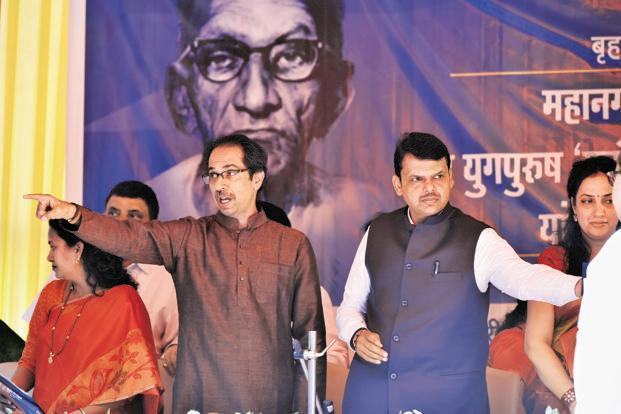 Shiv Sena's Vishwanath Mahadeshwar elected as the BMC Mayor