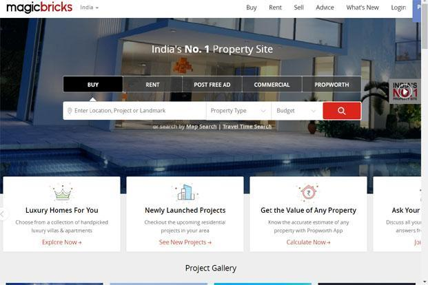 Started in 2006 as a business owned by Times Business Solutions Ltd, MagicBricks was hived off as a separate entity in 2015.