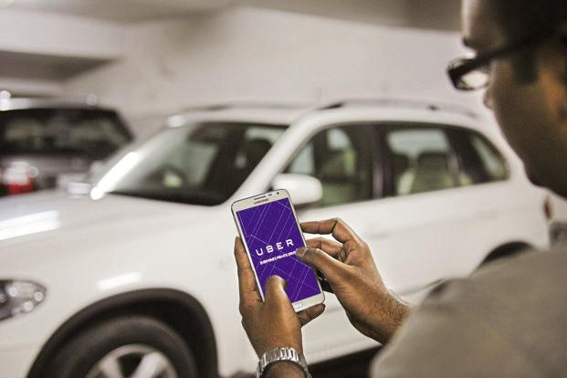For a little more than two years, Uber has encouraged people who wouldn't otherwise qualify for bank credit to take loans from commercial or shadow banks to buy cars for the sole purpose of offering Uber rides. Photo: Hemant Mishra/Mint