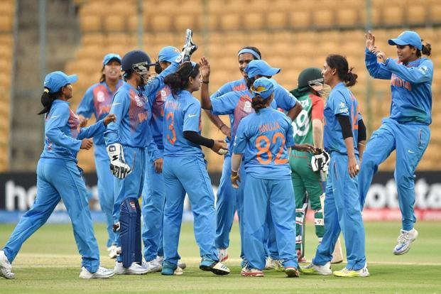India's women bowlers have had better averages and economy rates in test cricket since the 1970s, and their gap over men is the highest in the current decade. Photo: PTI