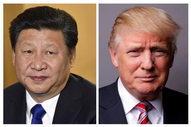 Chinese President Xi Jinping (left) and US President Donald Trump. China must grapple with the larger question of whether it can be a peer rival to the US without any allies. Photo: Reuters