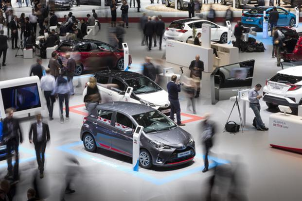 The Geneva Motor Show will open its gates to the public from 9 March to 19 March. Photo: AP