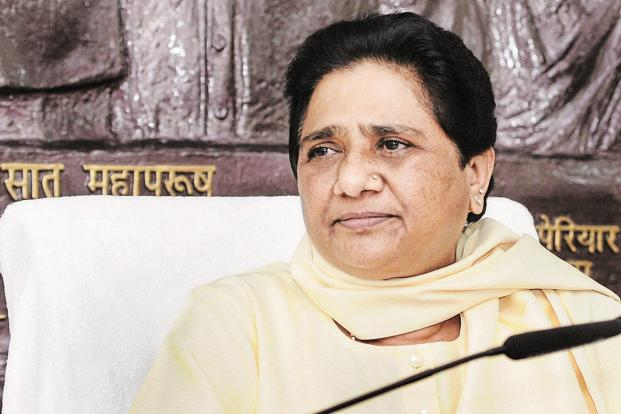 In November 2011, BSP chief and former Uttar Pradesh chief minister Mayawati floated a resolution calling for the state to be divided into four smaller units. Photo: HT