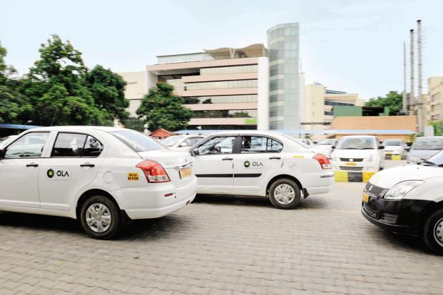 The move by Karnataka and Maharashtra to review taxi fares charged by Ola and Uber comes in the wake of protests by drivers over a drop in incentives, and by traditional taxi operators. Photo: Hemant Mishra/Mint