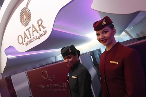 Qatar Airways is British Airways-owner IAG's biggest shareholder; it also owns stakes in Latam Airlines Group SA, South America's biggest carrier and Italy's second-largest airline, Meridiana Fly SpA. Photo: Reuters