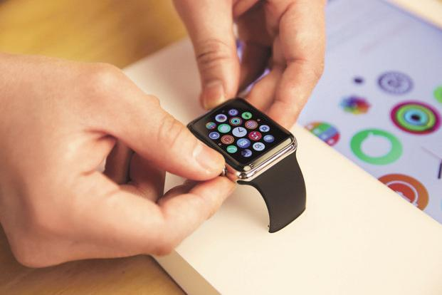 A study by International Data Corporation found that the market is evolving from single-purpose devices to multipurpose wearables. Photo: Bloomberg