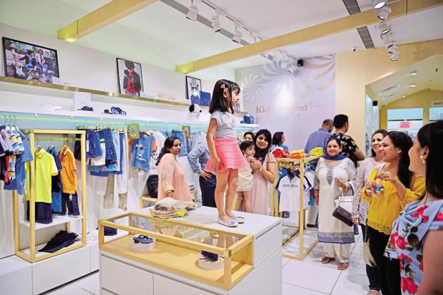 A file photo of a store in Ambience Mall in Delhi. Photo: Pradeep Gaur/Mint