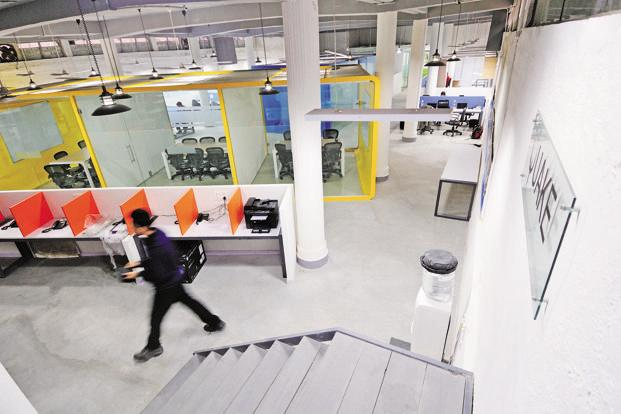 Last year had seen some of the largest deals in the office leased space. Photo: Priyanka Parashar/Mint