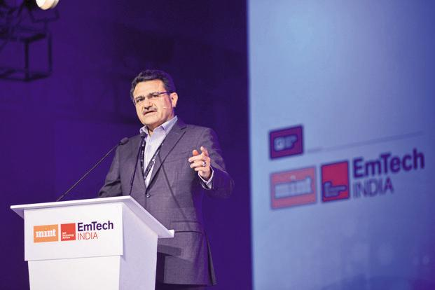 Manoj Kohli of SB Energy.  Photo: Pradeep Gaur/Mint