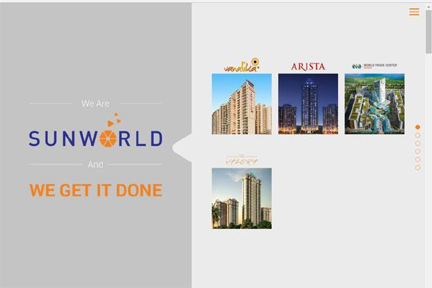 Sunworld's project in Noida has a total of 772 apartments, sold at Rs5,500-6,000 per square foot.